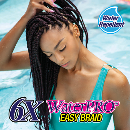 Water pro Easy Braid has it all!